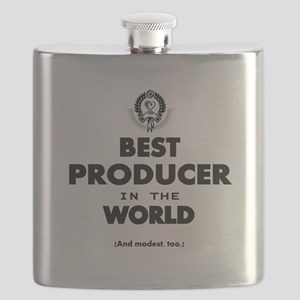 Best Producer in the World Flask