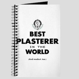 Best Plasterer in the World Journal