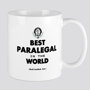 Best Paralegal in the World Mugs