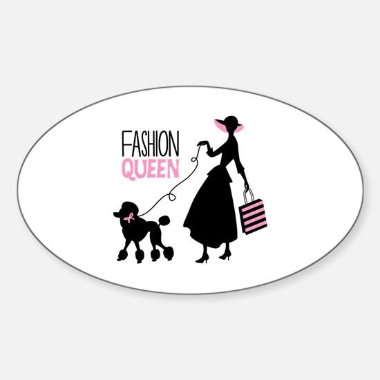 Fashion Queen Decal