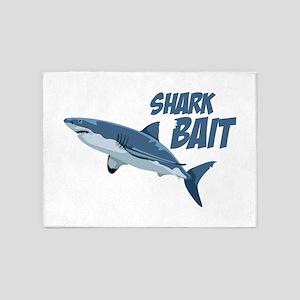 Shark Bait 5'x7'Area Rug