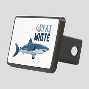 Great White Hitch Cover