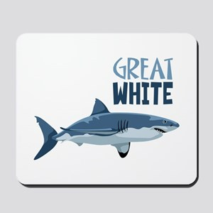 Great White Mousepad