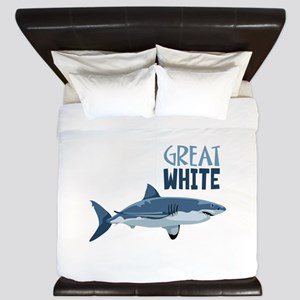Great White King Duvet