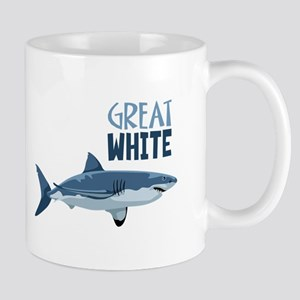 Great White Mugs