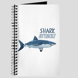 Shark Attack! Journal