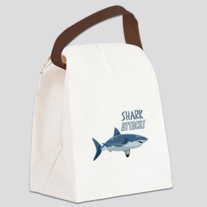 Shark Attack! Canvas Lunch Bag