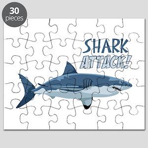 Shark Attack! Puzzle
