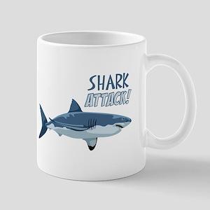 Shark Attack! Mugs