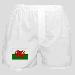 Wales Flag Boxer Shorts