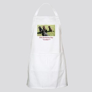 Did Someone Say Cookie? Apron