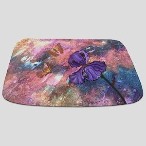 Pastel Monarchs Bathmat Bathmat