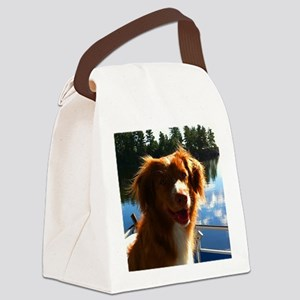 maggie tshirt Canvas Lunch Bag