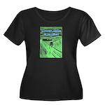 Soylent Green is People! Women's Plus Size Scoop N