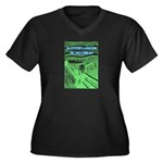 Soylent Green is People! Women's Plus Size V-Neck