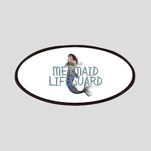 Mermaid Lifeguard Patch