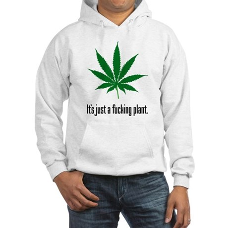 Just A Plant Hooded Sweatshirt