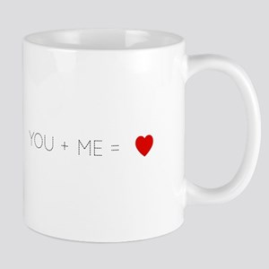 You and Me Mugs