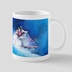 ski 1 Mugs