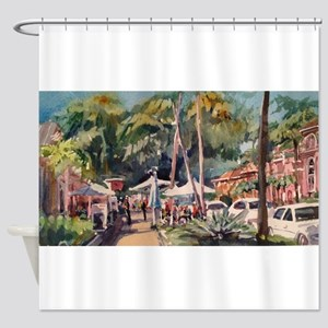 5th Ave Shower Curtain