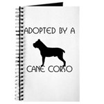 Adopted by a Cane Corso Journal
