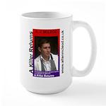 A Killer Returns Large Mug
