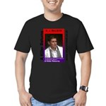 A Killer Returns Men's Fitted T-Shirt (dark)