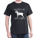 Adopted by black logo Dark T-Shirt
