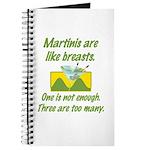 Martinis Journal