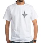 Fend Flitzer White T-Shirt