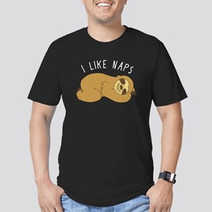 I Like Naps - Napping Sloth T-Shirt