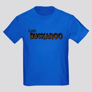 little Buckaroo Kids Dark T-Shirt