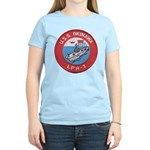 USS OKINAWA Women's Light T-Shirt