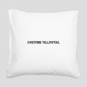 I1215060623552 Square Canvas Pillow