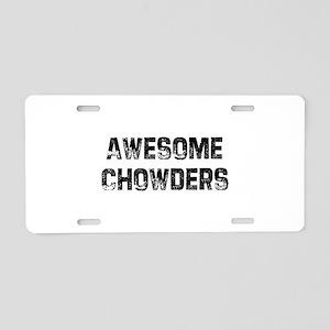 I1218061846154 Aluminum License Plate