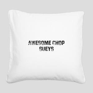 I1218061828313 Square Canvas Pillow