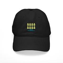 Ducks for a Cause Ovarian Cancer Baseball Hat