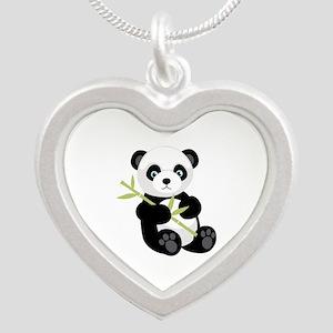 Panda Bear Necklaces