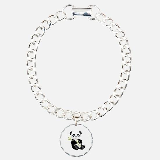 Panda Bear Bracelet