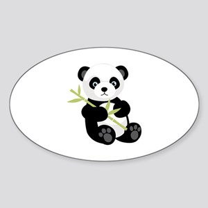 Panda Bear Sticker