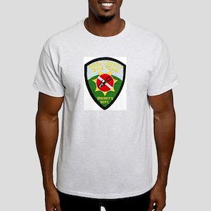 Napa Sheriff Dive Team Light T-Shirt