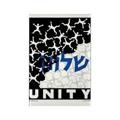 Unity Rectangle Magnet