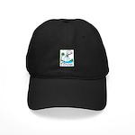 Cruising Stick Figure Baseball Hat