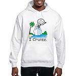 Cruising Stick Figure Sweatshirt