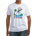 Cruising Stick Figure T-Shirt