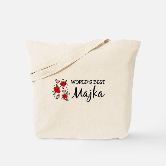 WB Mom [Serbian] Tote Bag