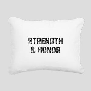 I0526070001153 Rectangular Canvas Pillow