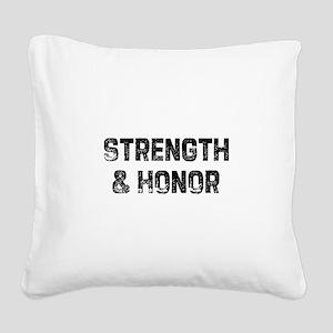 I0526070001153 Square Canvas Pillow