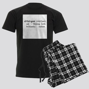 Effulgent Definition Pajamas