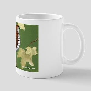 Wood Thrush Bird Mug